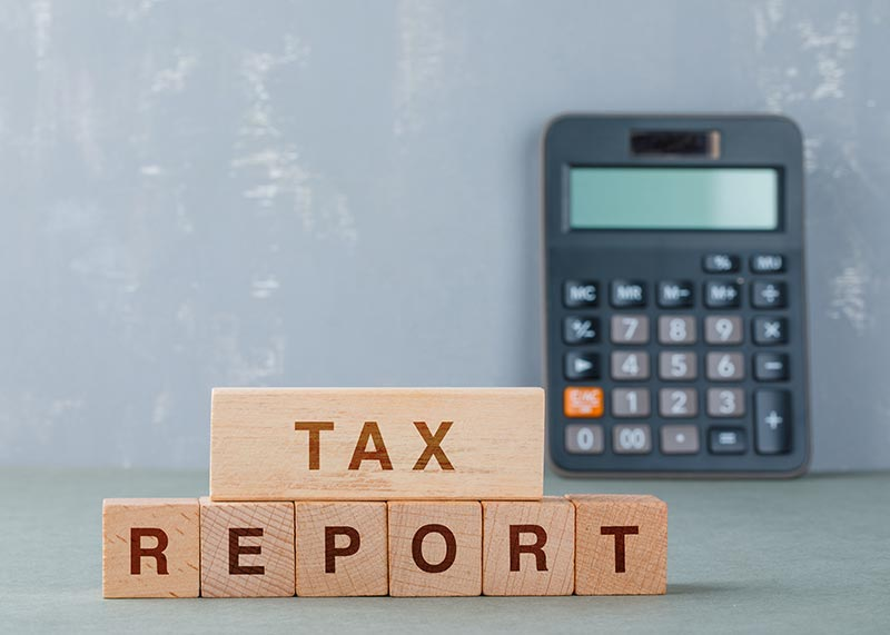 taxe report